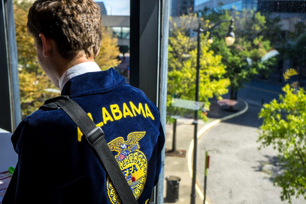 Alabama FFA Student Jacket