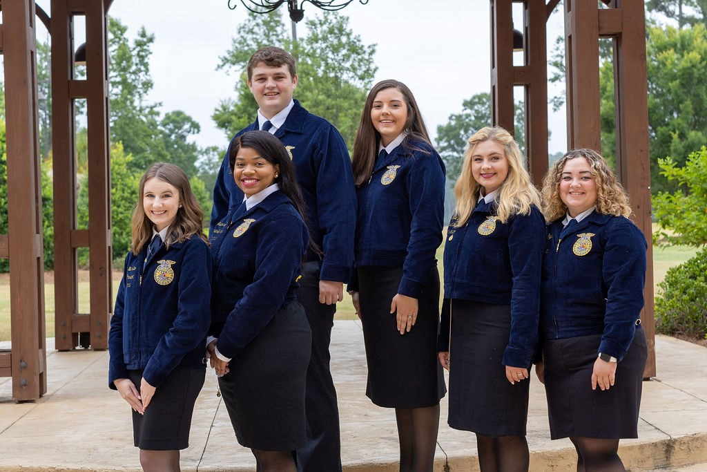 2021-2022 state officers